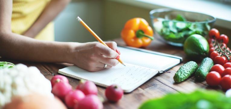 poupar tempo na cozinha lista de ingredientes