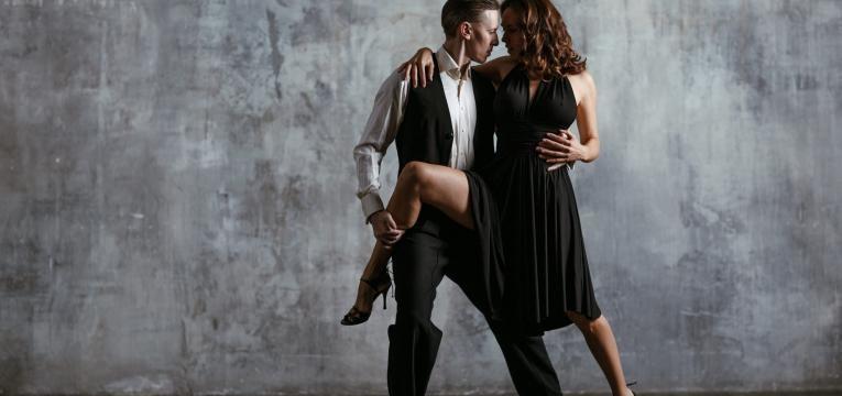dia dos namorados tango em casal
