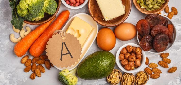 alopecia alimentos ricos em vitamina A