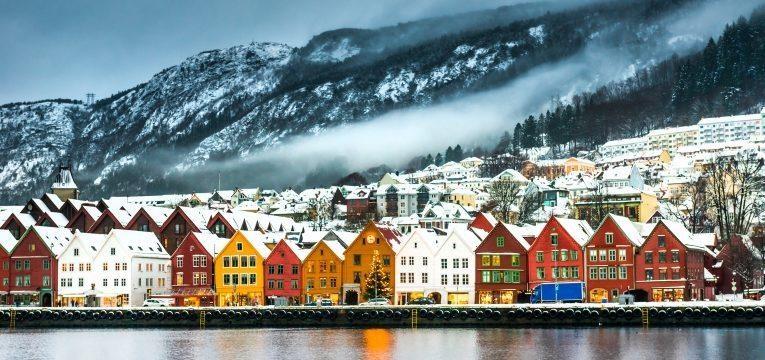 destinos de ferias na neve bergen