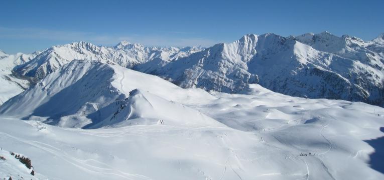 destinos de ferias na neve La Thuile