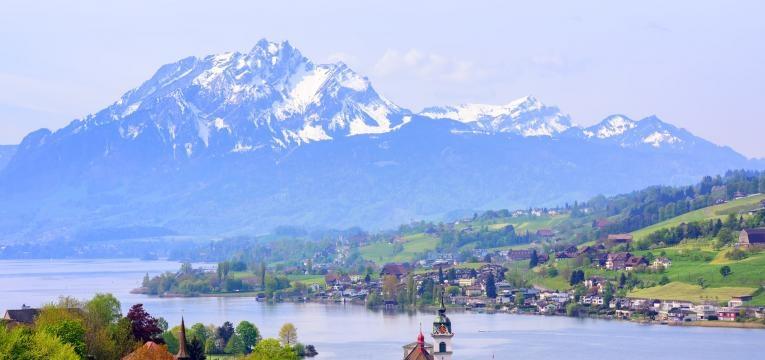destinos de ferias na neve Lucerna