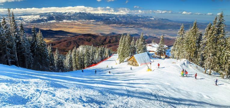 destinos de ferias na neve Poiana Brasov