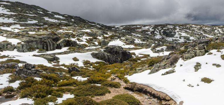 destinos de ferias na neve Serra da Estrela