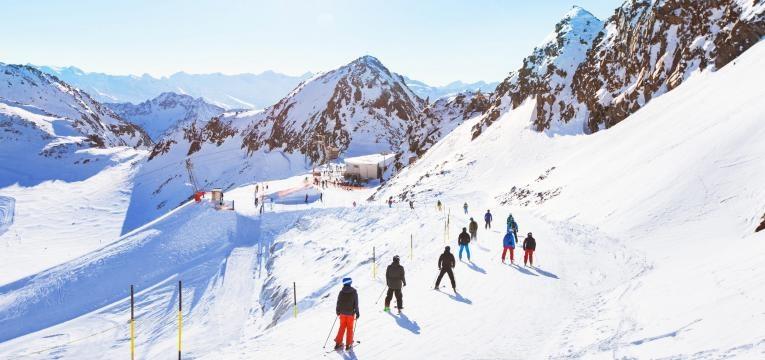 destinos de ferias na neve Venose