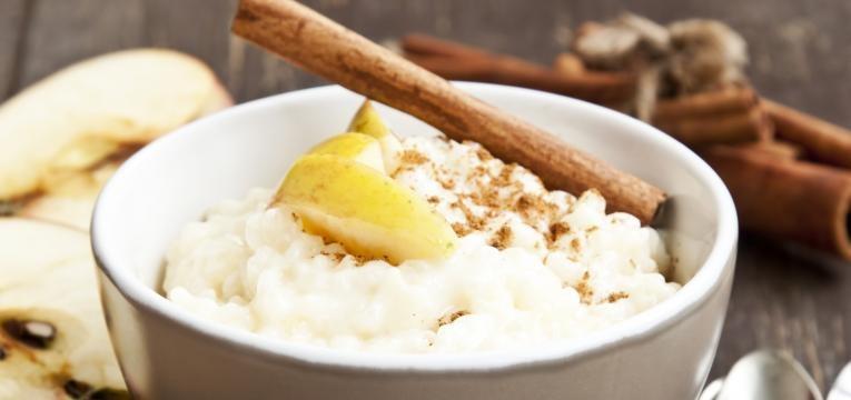 Papas de arroz para criancas Papa de arroz milho e maca