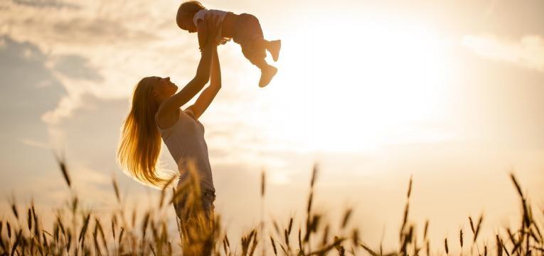 fadiga cronica mulher com tempo para o filho