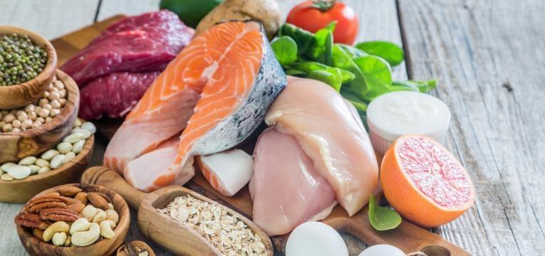fontes alimentares com taurina