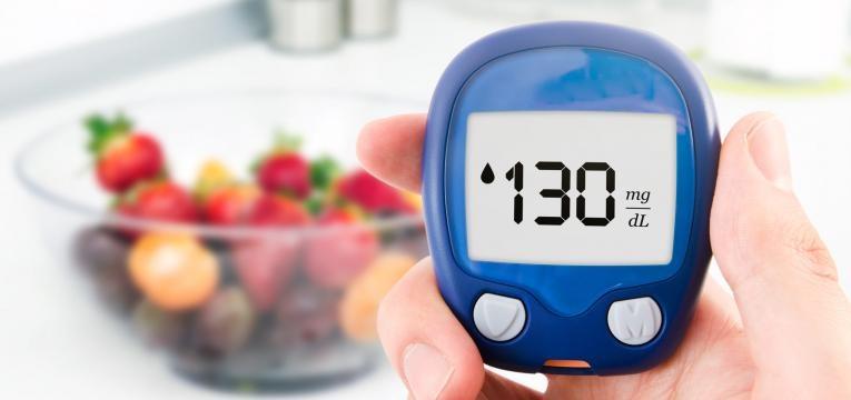 diabetes e alimentacao glicemia