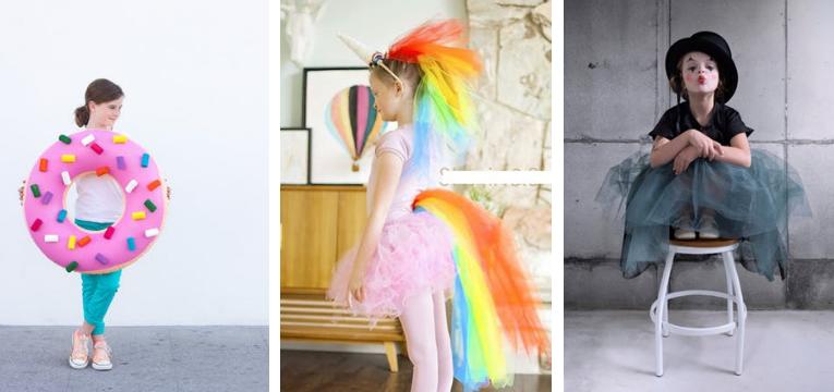 fantasia infantil unicornio