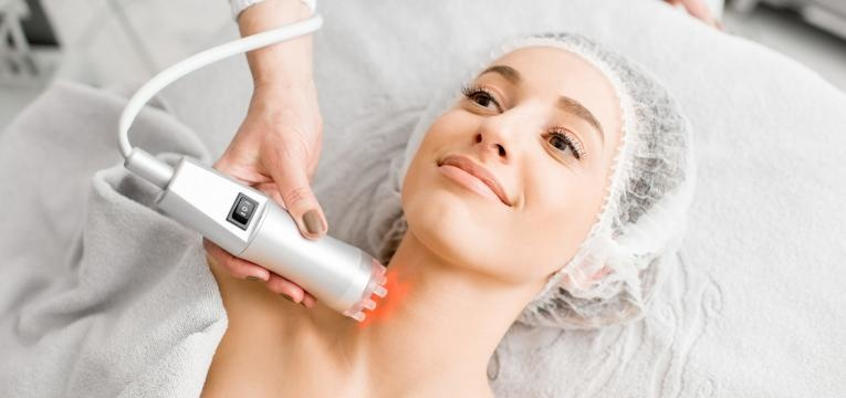 flacidez no pescoco tratamento estetico