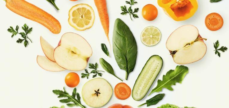 dieta dash frutas e legumes