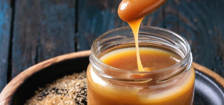 Como fazer caramelo de laranja