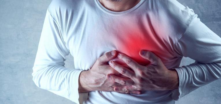 acidos gordos trans homem com enfarte do miocardio