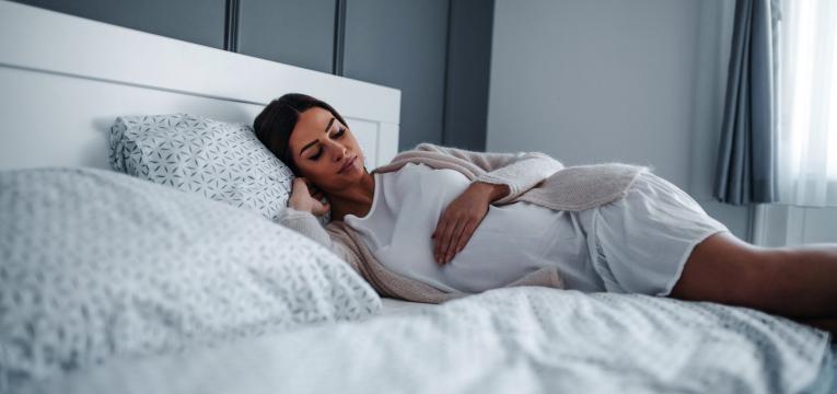 tocofobia gravida pensativa