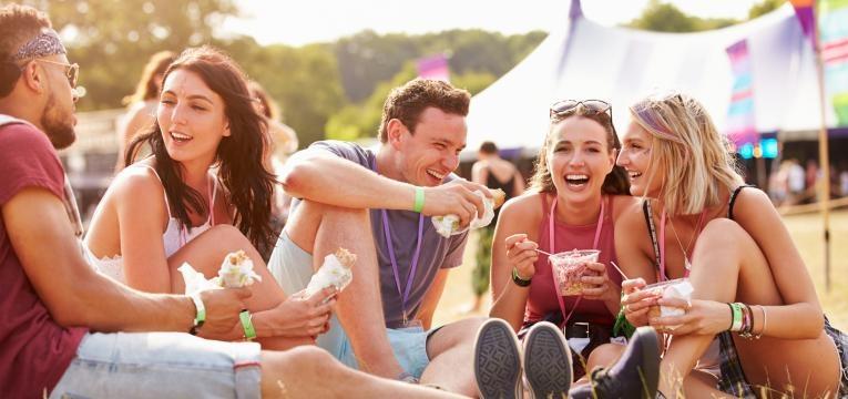 NOS Primavera Sound comer no festival