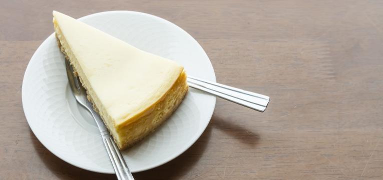 Tarte de natas com massa folhada