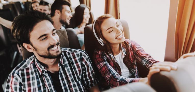 MEO Mares Vivas viajar de autocarro