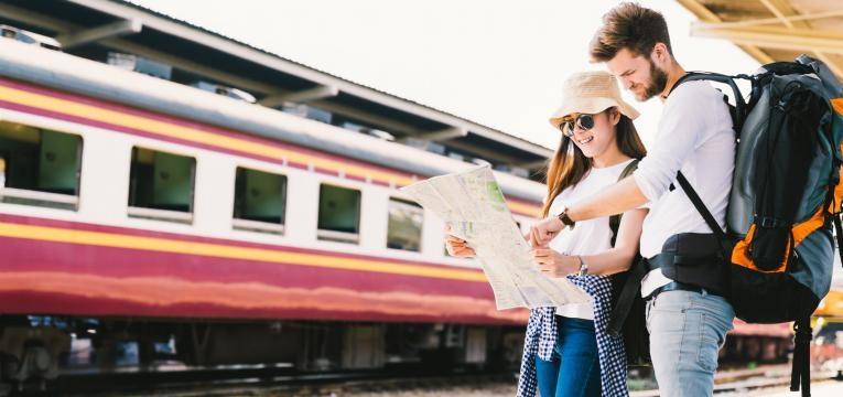 Vodafone Paredes de Coura viajar de comboio
