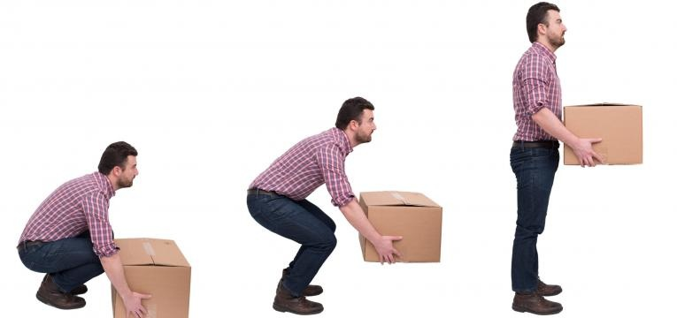 bicos de papagaio postura correta a pegar em caixa