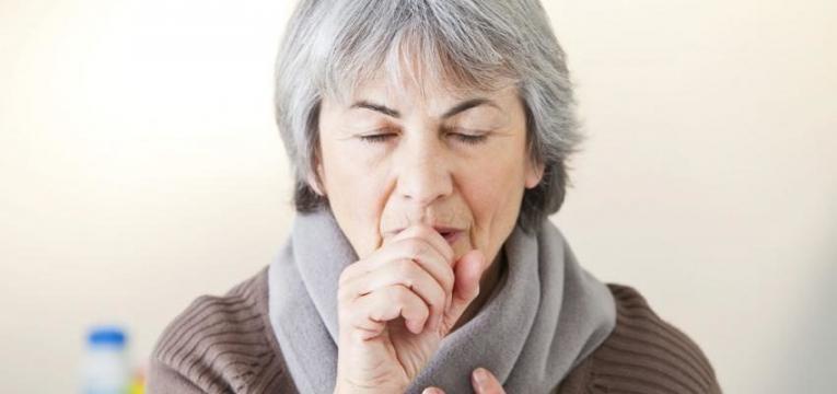 falta de ar bronquite