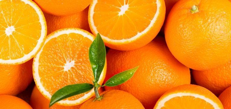 alimentos para nao sentir fome laranjas