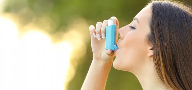 broncodilatadores bomba de asma