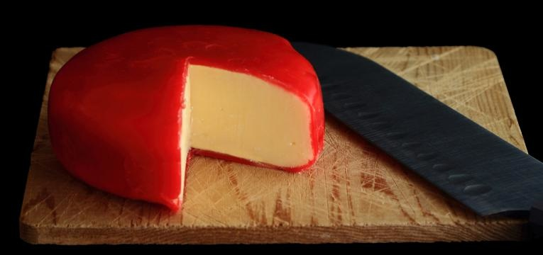 tipos de queijo queijo flamengo