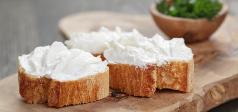 tipo de queijo queijo creme