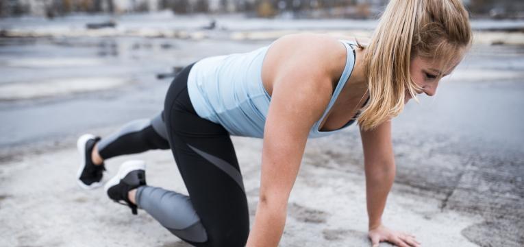 melhores exercicios fisicos para emagrecer mountain climbers