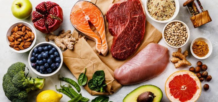 alimentos anabolicos