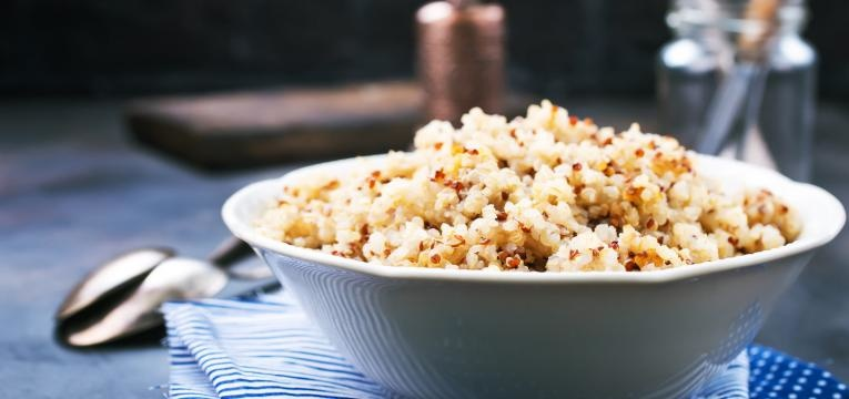 alimentos anabolicos quinoa