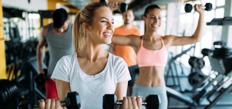 pre treino exercicio com energia