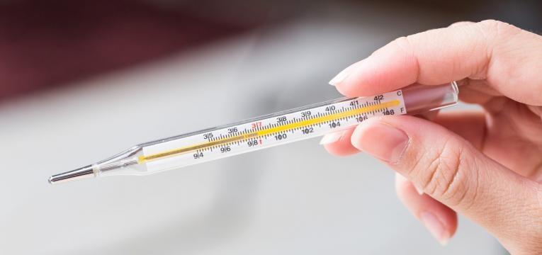 leucemia medicao da temperatura corporal