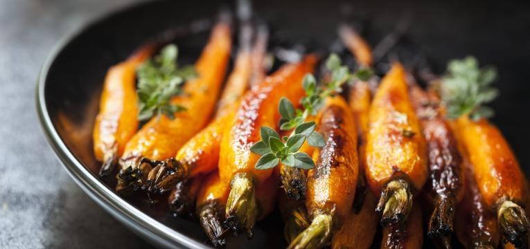 snacks de legumes no forno palitos de cenouras no forno
