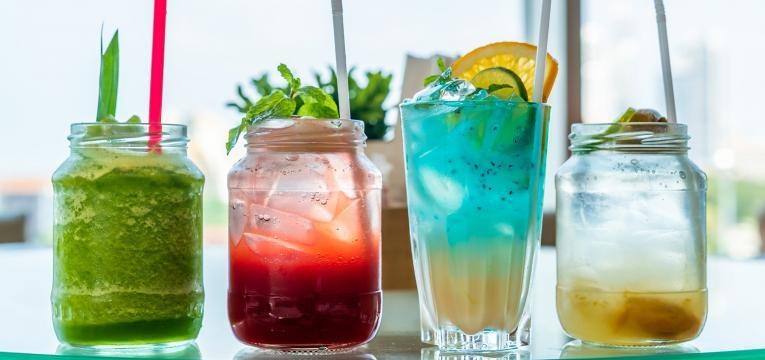 dieta para perder peso refrigerantes e bebidas alcoolicas
