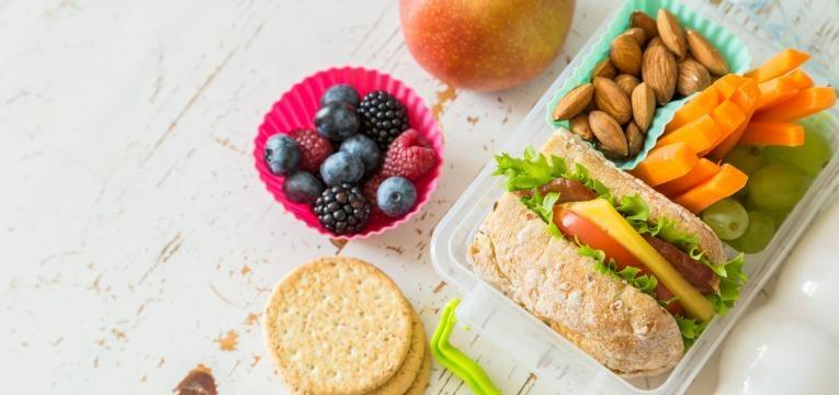 utensilios para snacks saudaveis pequenos snacks para o dia