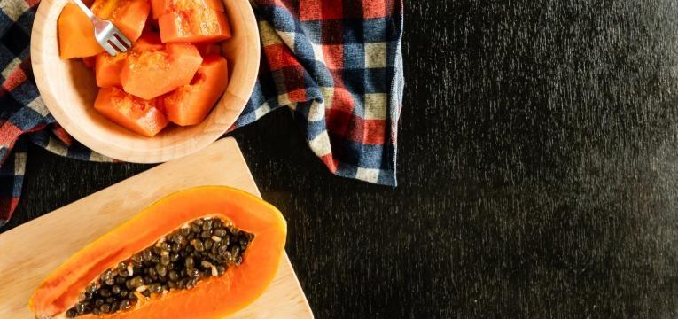 alimentos com mais vitamina C que a laranja papaia