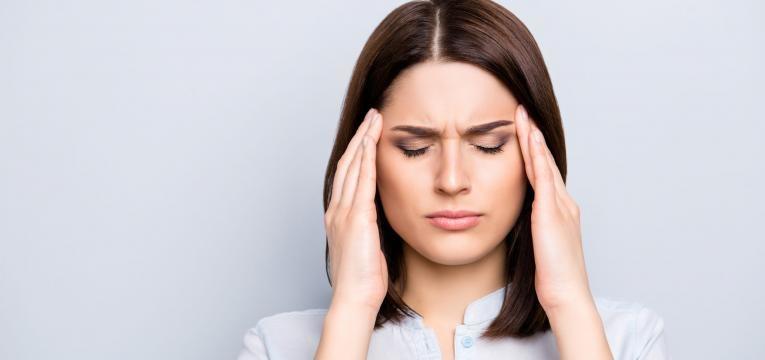 aneurisma dor de cabeca