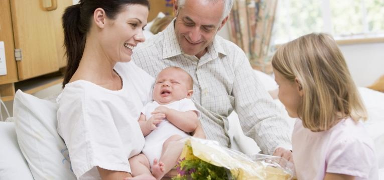 primeiros dias do bebe visitar bebe