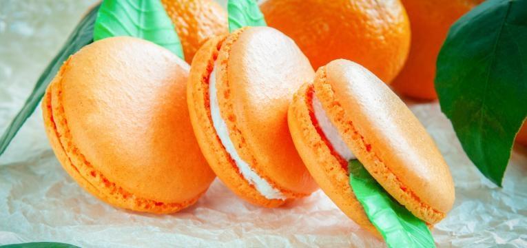 truques para dar cor as suas sobremesas sem usar corantes artificiais corante laranja