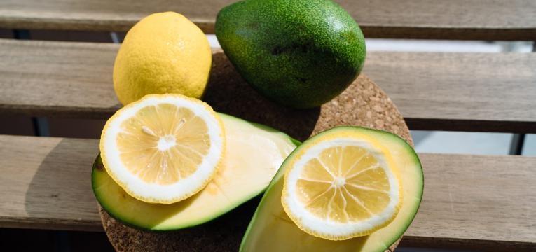 aumentar o tempo de vida do abacate limao e abacate