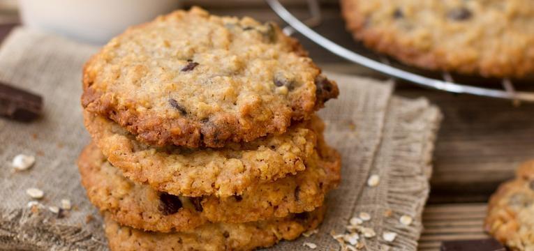 receitas vegan para o pequeno almoco bolachas de aveia e manteiga de amendoim