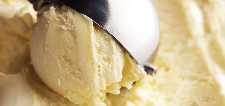 gelados vegan de creme