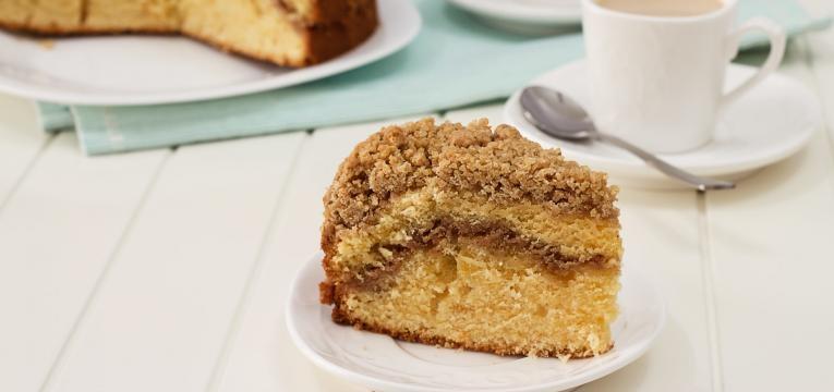 tarte de cafe com massa caseira