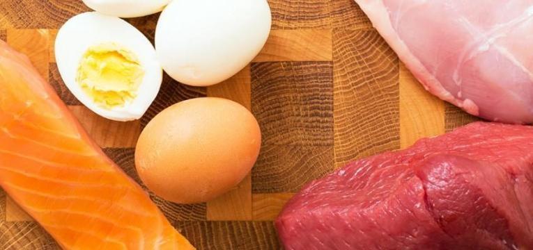 barriga lisa alimentos ricos em proteina
