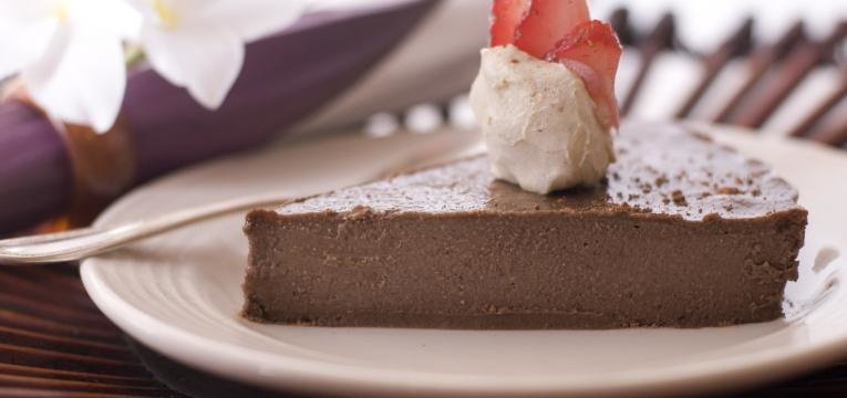 tarte de caramelo, amendoim e chocolate preto