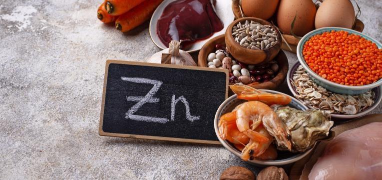 zinco alimentos com zinco
