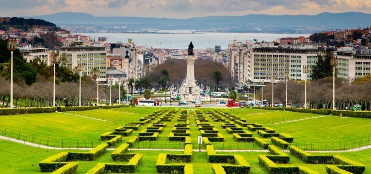 fim de semana em Lisboa praca marques do pombal