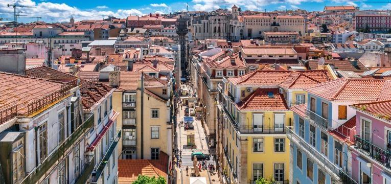 fim de semana em Lisboa chiado